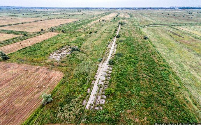 Аэродромы Краснодарского края - Тайный сундук с чудесами