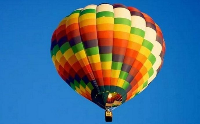 Аэростат-рекордсмен прилетит на День города в Вологду