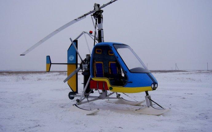 Ассоциация Экспериментальной Авиации - Автожир Егерь