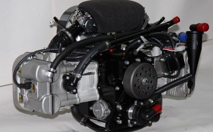 Ассоциация Экспериментальной Авиации - Четырех тактный двигатель