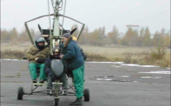 Автожир Охотник