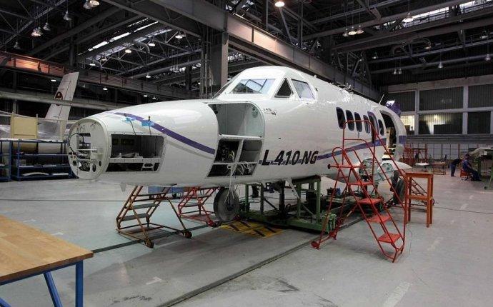 Чешский завод УГМК увеличит производство самолетов малой авиации