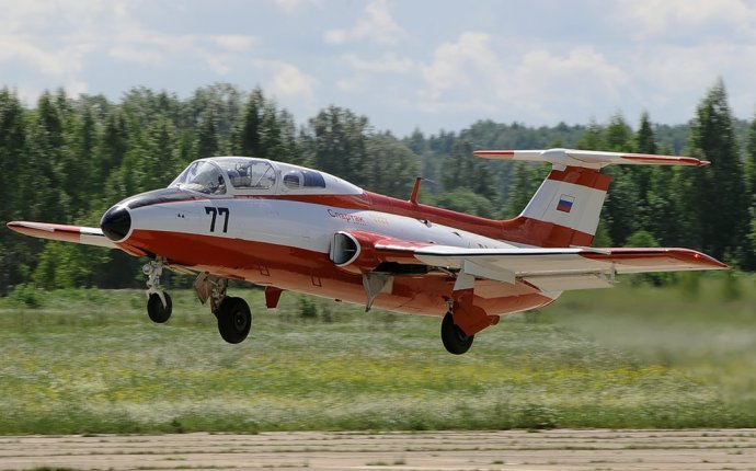 L-29 Спартак (продаётся) Цена: $45 - Малая авиация России