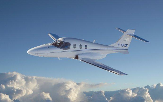 Легкомоторные самолеты от Diamond Aircraft будут производить в УФО
