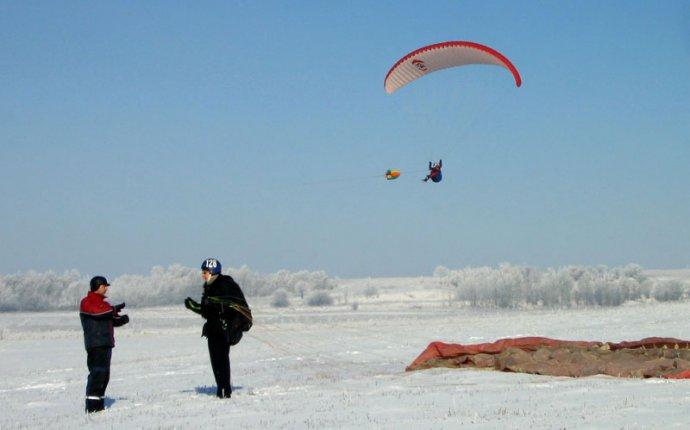 Начинающим о параплане, как летает параплан и как научиться