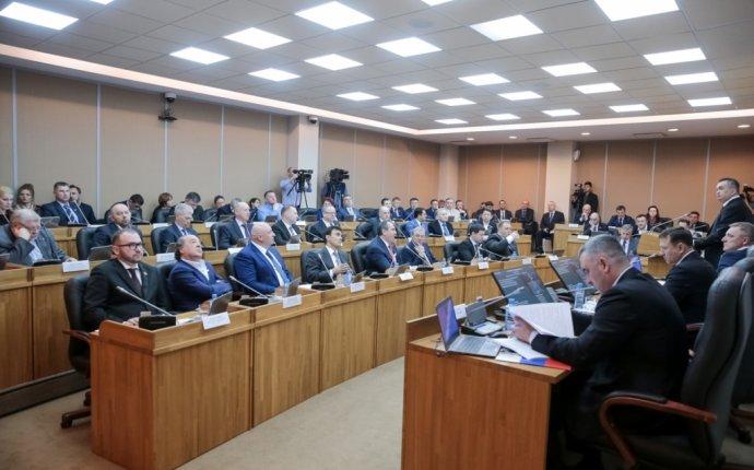 Отчёт Губернатора Приморья Владимира Миклушевского перед