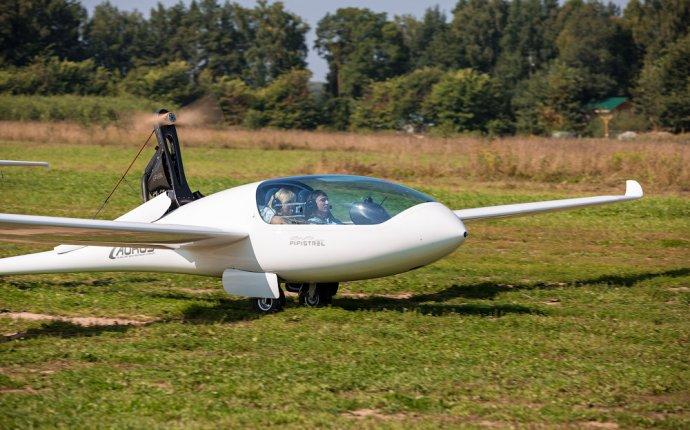 Pipistrel Taurus — планер с моторчиком: russos