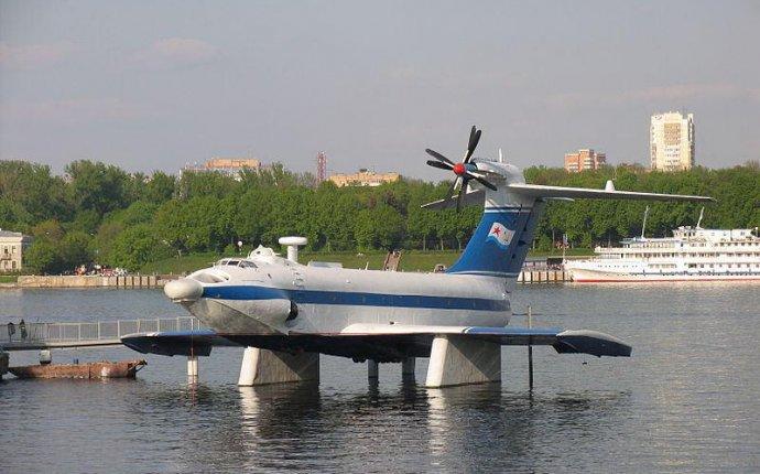 Подводный мотоцикл, дельтаплан на лыжах и летающий корабль: какие