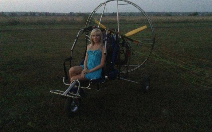 Полет на параплане - Видеожурнал Лайки-NEWS