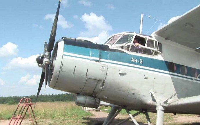 Самолеты. Ан-2 Большая Легенда Малой Авиации