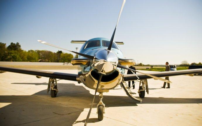 самолёт Pilatus PC-12 - портал о малой авиации Vzletim.aero