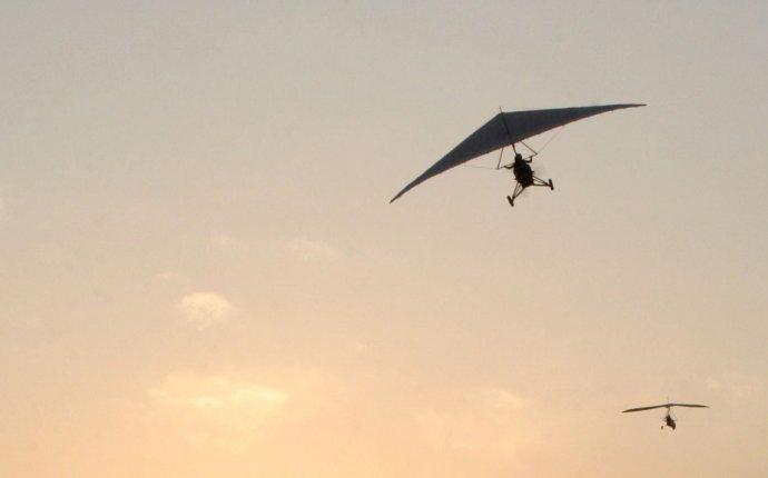 В Самарской области рухнул дельтаплан: 2 человека погибли // НТВ.Ru