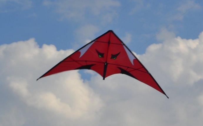 Воздушный змей управляемый Esto Redskins Вождь Краснокожих - YouTube